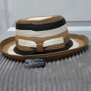 Laurena by LJL design - hat